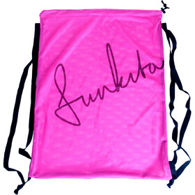 Funkita Mesh Gear Bag Rosa